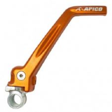 New Apico KTM SX 65 09-16 KICKSTART LEVER Trick KICK START Orange